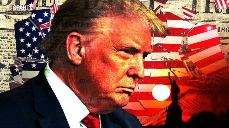 ¿Por qué va en declive la hegemonía de EEUU bajo mandato de Trump?