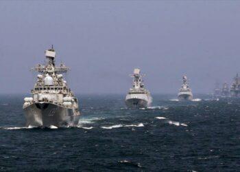 China comienza ejercicios militares con ojos puestos en EEUU