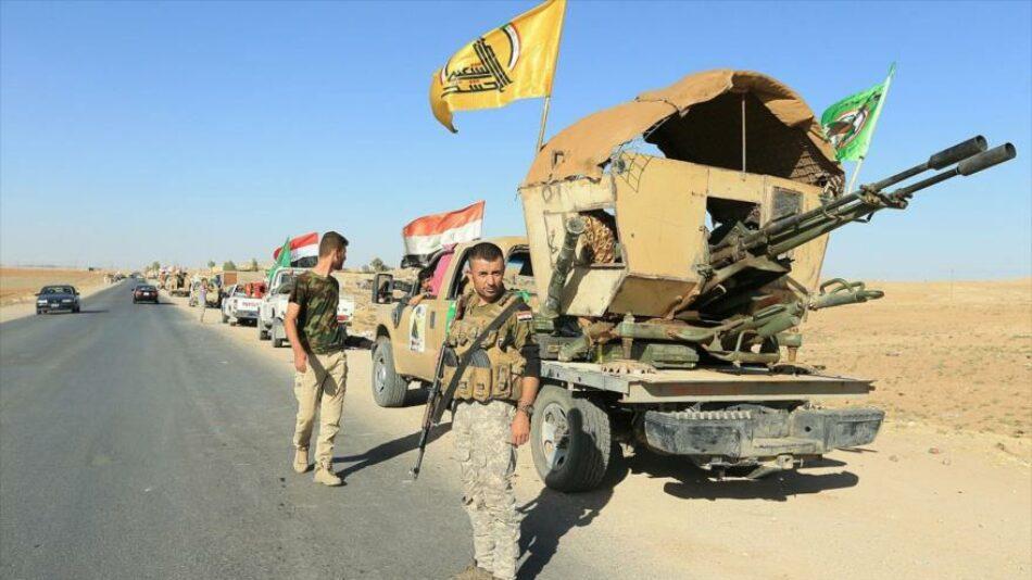 Fuerzas populares de Irak repelen ataque de Daesh en Samarra