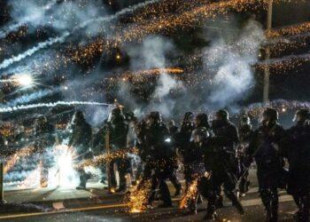 Revelado: Rayo de calor, opción de la Policía de EEUU en protestas
