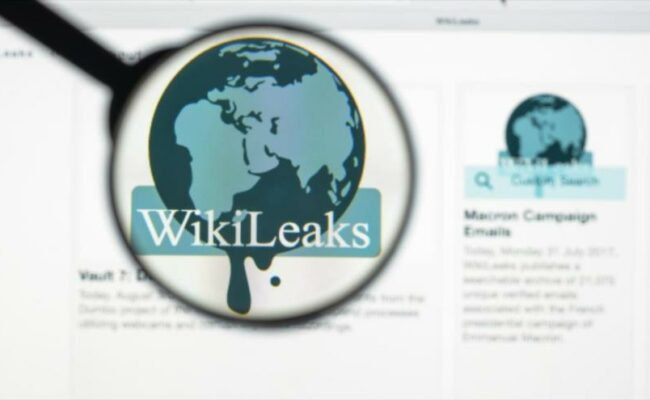 WikiLeaks revela documentos sobre planes de EEUU contra Venezuela