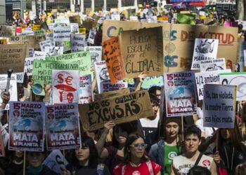 Fridays For Future: la pandemia de coronavirus no detiene a la lucha contra el cambio climático en España