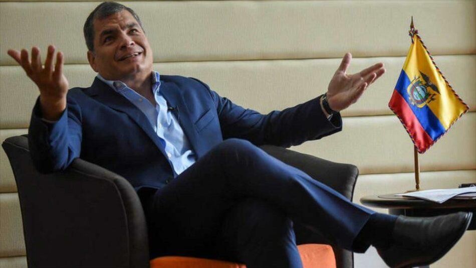 Tribunal de Ecuador ordena arresto del expresidente Rafael Correa