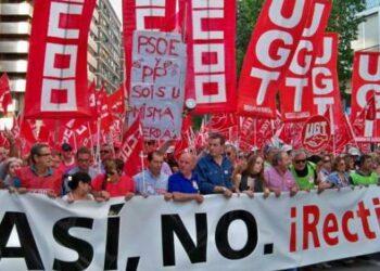 CCOO y STERM convocan huelga de profesorado en Murcia