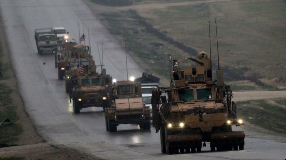 EEUU sigue robando el petróleo sirio: camiones salen rumbo a Irak