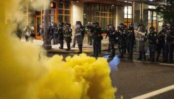 EEUU considera a Nueva York, Portland y Seattle estados anarquistas