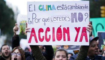 Exigen a la Junta de Extremadura medidas más drásticas frente al Cambio Climático