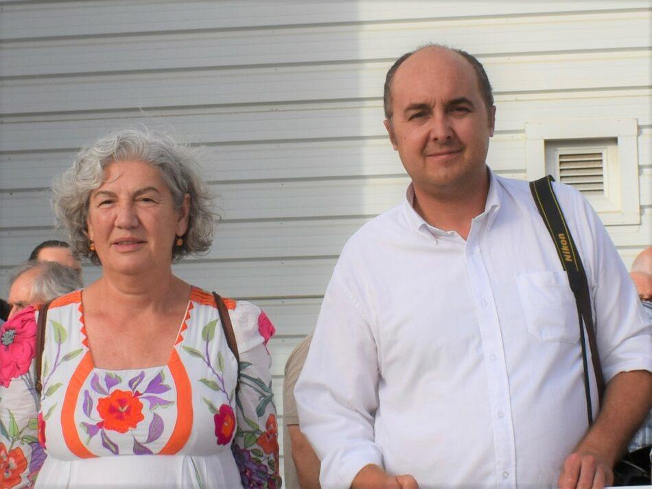 """IUTDEQ: """"Amat no puede estar ni un minuto más al frente del ayuntamiento de Roquetas de Mar"""
