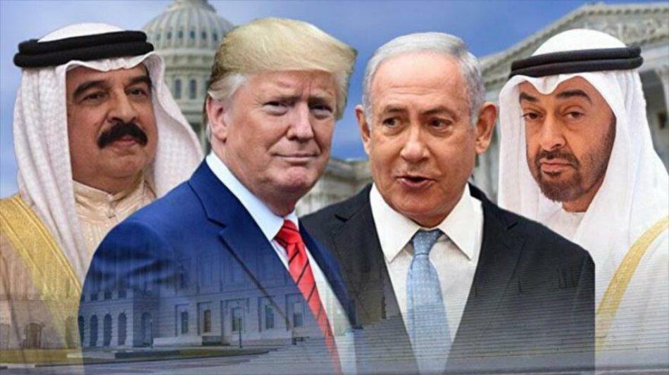 """Normalización de nexos entre Israel y los árabes: """"Et tu, Brute?"""""""