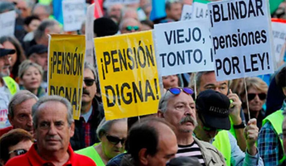 El PCE rechaza la propuesta de Escrivá de retrasar la edad de jubilación