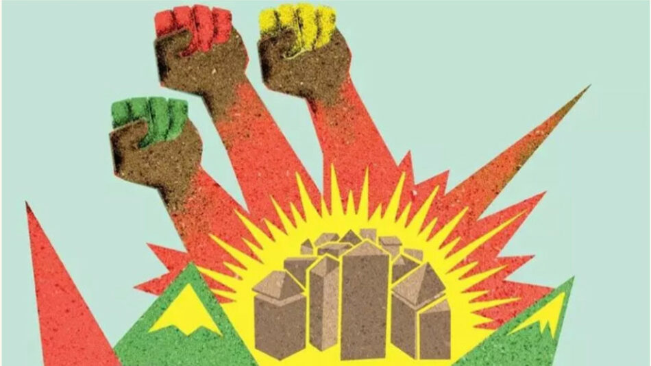 Make Rojava Green se une de nuevo a la huelga climática mundial