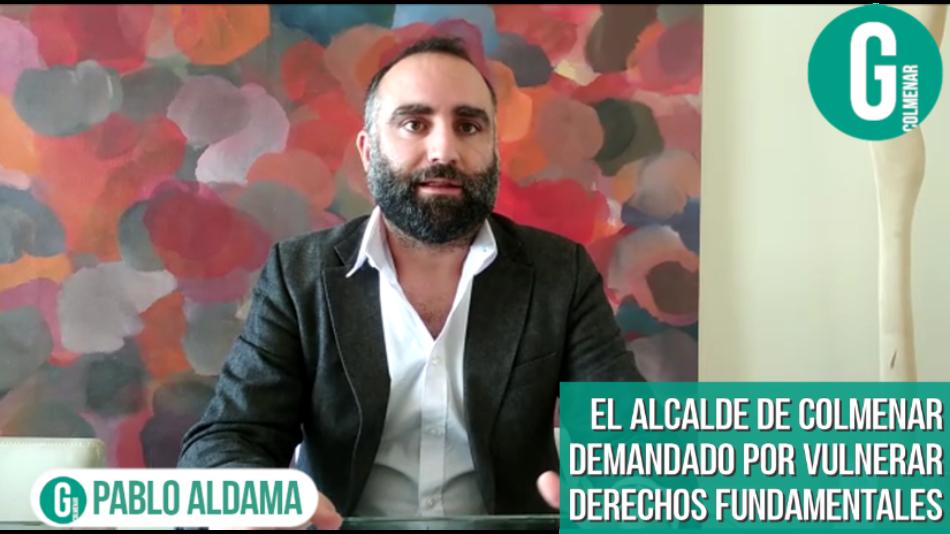 El alcalde del PP en Colmenar Viejo demandado por vulnerar derechos fundamentales