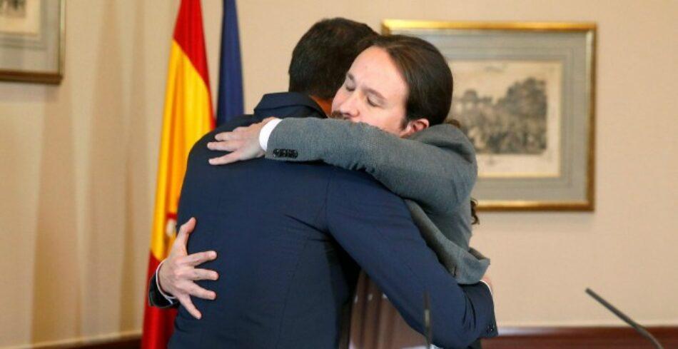 Unidas Podemos y PSOE piden una comisión de investigación por el espionaje del PP y su gobierno a Bárcenas
