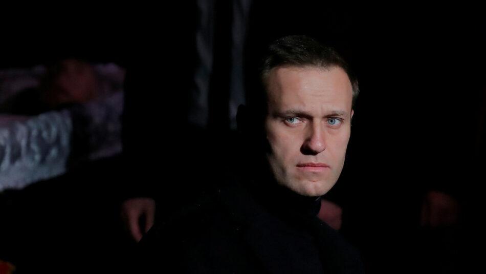 Alemania afirma haber encontrado rastros de veneno similar a Novichok en el cuerpo de Navalny