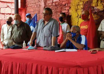 Wladimir Abreu: «En la APR decimos que en Venezuela lo que existe es una crisis del capitalismo venezolano de renta petrolera»