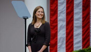 Trump nomina a la conservadora Amy Coney Barrett para ocupar la vacante en el Tribunal Supremo