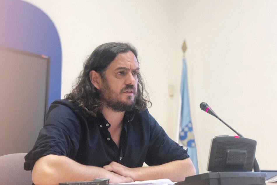 Antón Sánchez denuncia que o PP de Feijóo segue a ocultar a información sobre a fusión das caixas galegas esixida pola sentenza do TSXG
