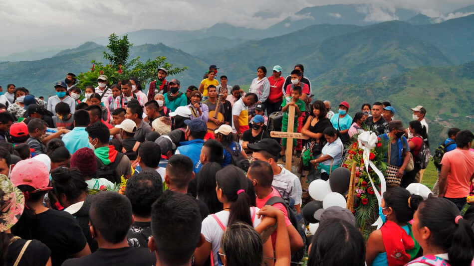 Denuncian el asesinato de líder indígena en Tumaco, Colombia