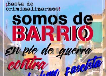 """El PCE de Villa de Vallekas, reivindica los barrios obreros con la campaña: """"Somos de Barrio"""""""