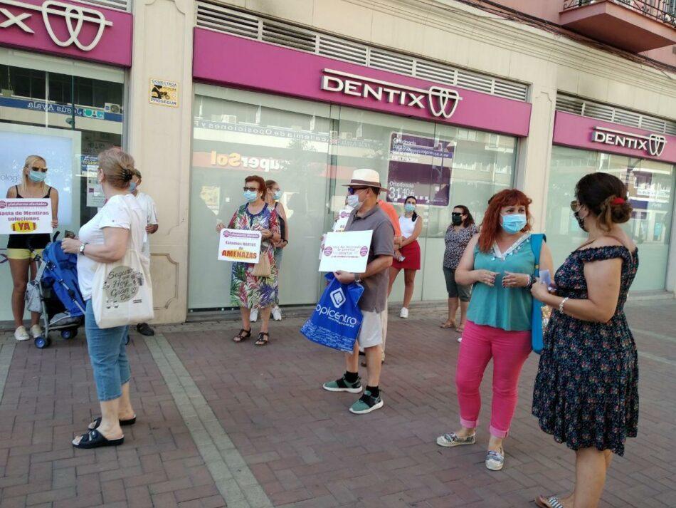 Adelante Andalucía pide explicaciones a Salud por los afectados por las clínicas Dentix