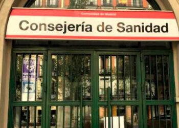 Los sindicatos aplazan la concentración frente a la Consejería de Sanidad de Madrid de este lunes