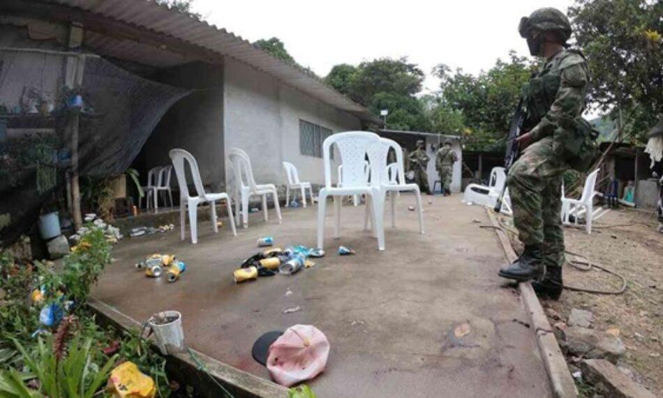 Colombia: La expansión a sangre y fuego en Nariño de «Los Contadores»