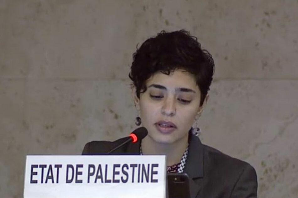 Palestina exige en Ginebra fin de violaciones israelíes de DD.HH.