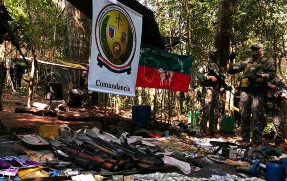 El ejército paraguayo asesina a dos niñas de 11 años