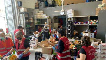 En Comú Podem denuncia que Badalona no té  banc d'aliments municipal des de finals de juliol