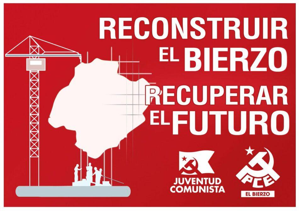 """El PCE de El Bierzo exige la unidad de radioterapia y poner fin al """"atropello"""" que está viviendo la sanidad pública en la comarca"""