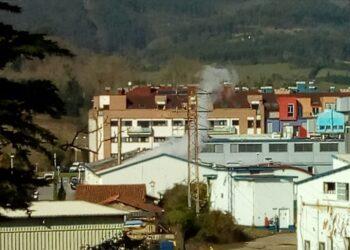 Villaviciosa (Asturias) sanciona las irregularidades ambientales de la fabrica de leche