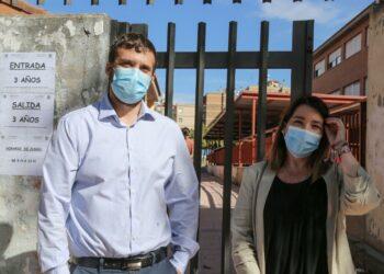 Podemos C. Madrid, preocupado por las condiciones de la vuelta al cole, pide actuar para «evitar el desastre»