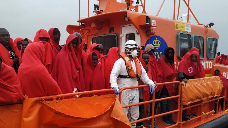CGT denuncia la mala gestión del 'Mando Único' al frente de la coordinación del salvamento de vidas en la mar