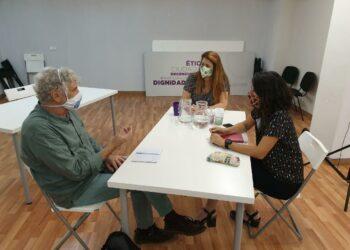 Adelante Sevilla demanda a Espadas un centro de baja exigencia para personas sin hogar en transición