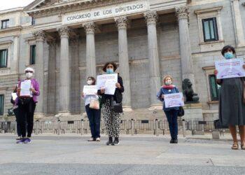 La PAP -Plataforma estatal de organizaciones de mujeres por la abolición de la prostitución- exige la aprobación de una ley abolicionista del «sistema prostitucional»