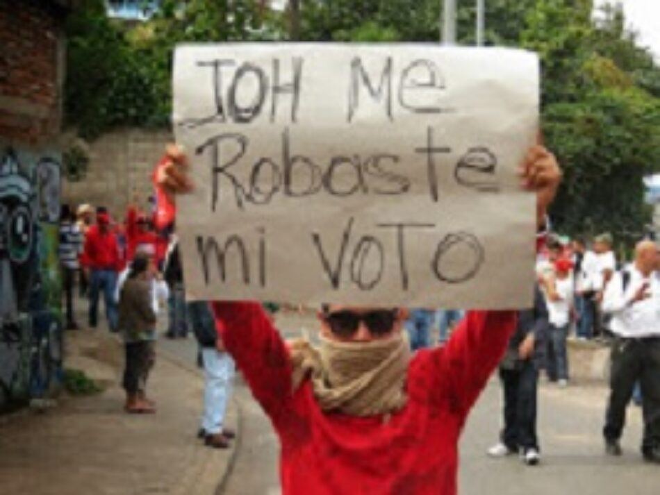 ¿Honduras al borde de otra crisis política y social?
