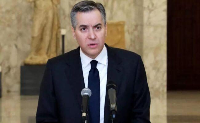 El primer ministro del Líbano dimite menos de un mes después de su nombramiento