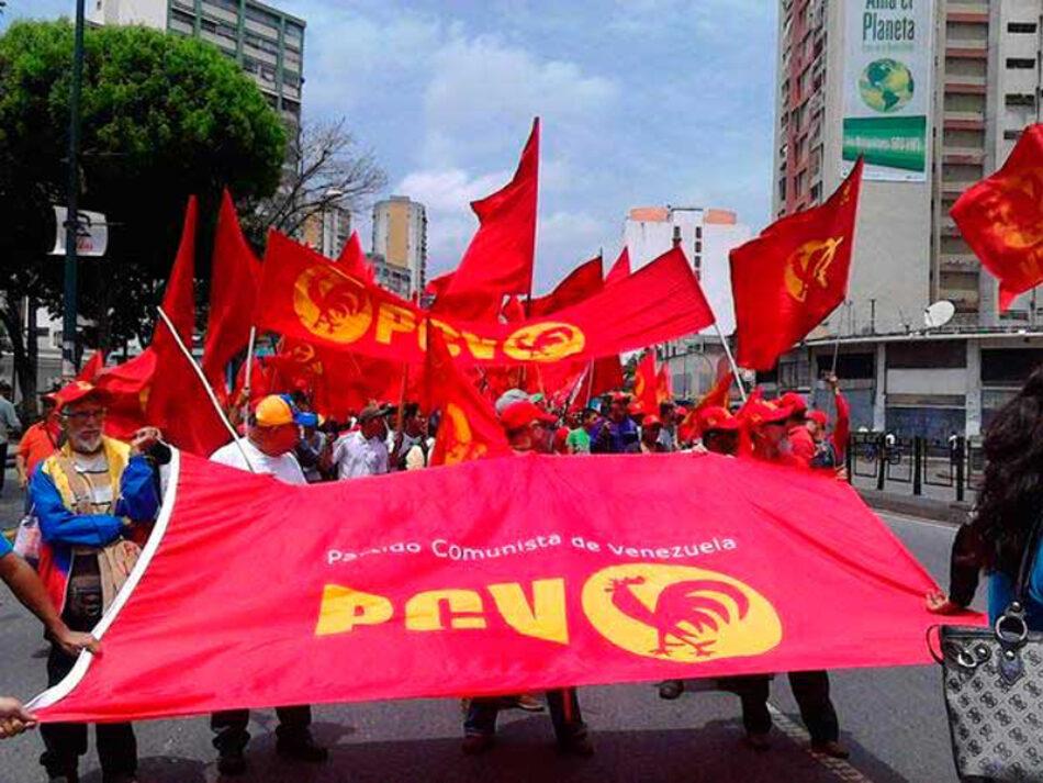 El PCTE apoya al PCV y su apuesta electoral independiente frente a las acusaciones de divisionismo