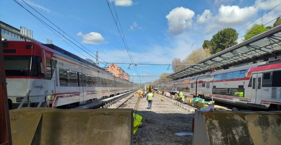 El Senado debate mañana la propuesta de Compromís de recuperar y reforzar el  servicio ferroviario en todo el Estado