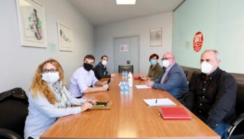 Podemos Comunidad de Madrid y UGT exigen medidas inmediatas y refuerzo de los servicios públicos para afrontar la crisis sanitaria en la región