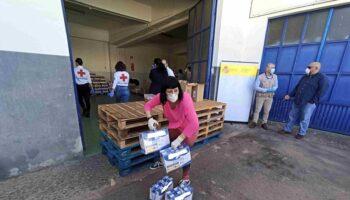 El Gobierno distribuirá en Andalucía 8,9 millones de kilos de alimentos en la segunda fase del programa de ayuda alimentaria a personas en riesgo de exclusión social