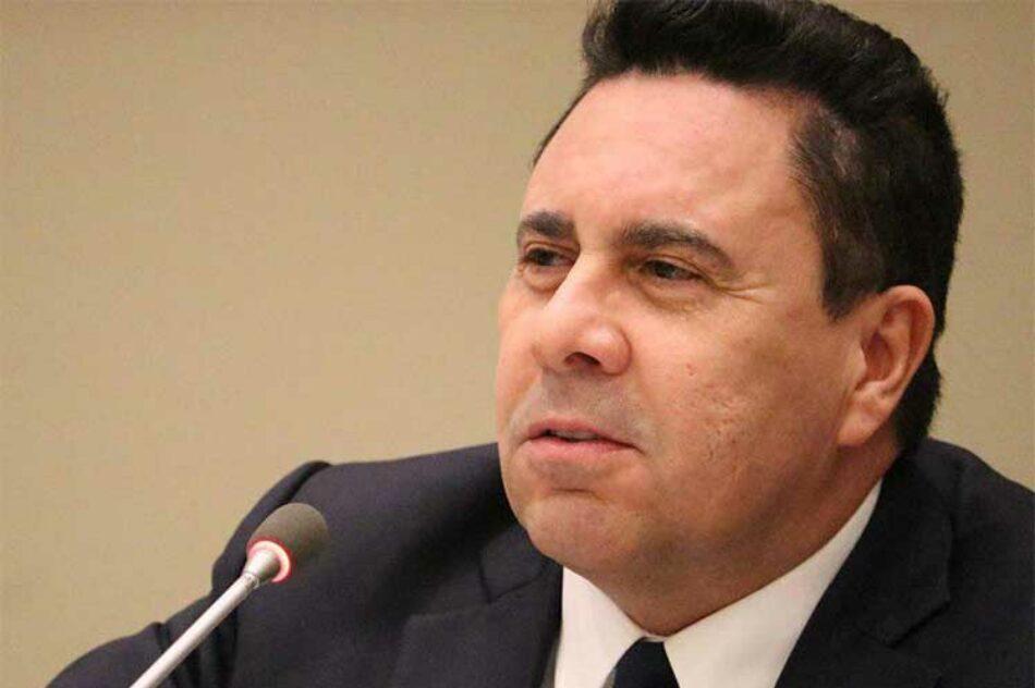 EE.UU. intensifica guerra contra Venezuela, alerta embajador en ONU