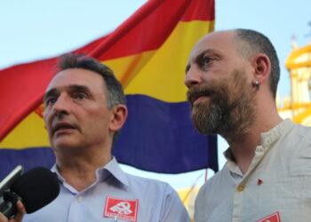 El PCA actualiza este domingo su posición sobre la confluencia en Andalucía en su Conferencia Política
