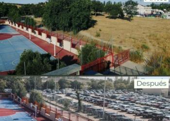 «Iberdrola y el Ayuntamiento de Madrid se burlan de la Semana Europea de la Movilidad»