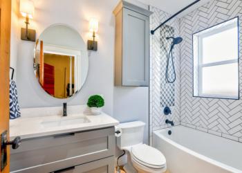 Tendencias en espejos para decorar tu cuarto de baño