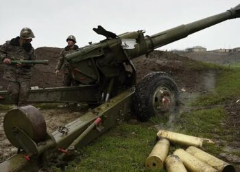 Escalada en el Cáucaso: Armenia y Azerbaiyán intercambian disparos en Nagorno Karabaj