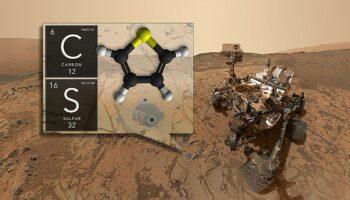 Una explicación a la dificultad de encontrar huellas de vida en las arcillas marcianas