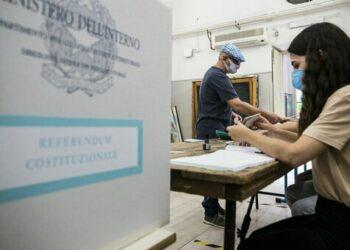 Italia celebra elecciones regionales a pesar de la pandemia