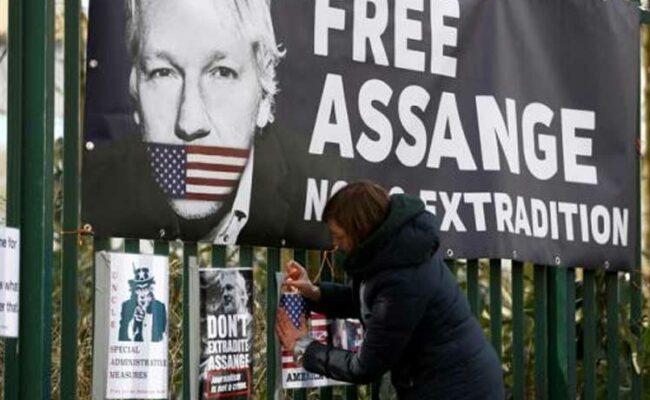 Riesgo de suicidio si Assange es extraditado a EE.UU., afirma testigo