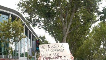 """CGT anuncia acciones frente a las medidas """"anticovid"""" contra las clases populares impuestas por la derecha en Madrid"""